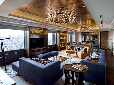 Guest Room -スイスホテル南海大阪-