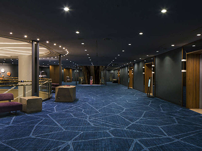 Banquet Floor -スイスホテル南海大阪-